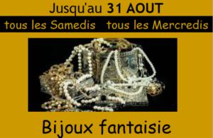 Bijoux fantaisie 2019été