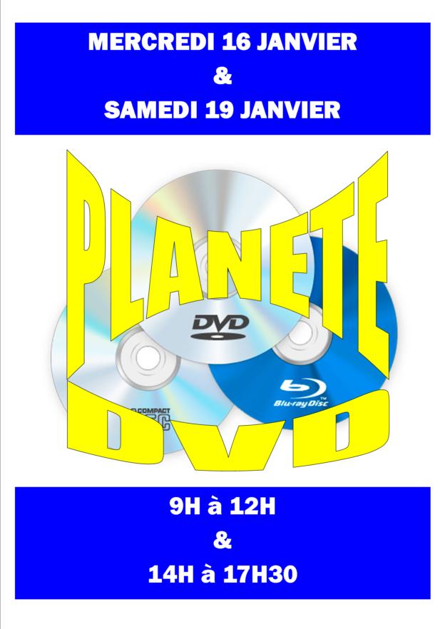 VENTE DVD