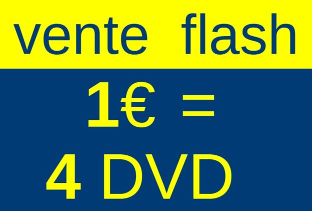 dvd vente flash