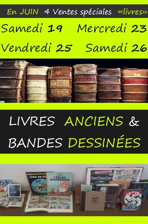 livres anciens et BD 2021-06