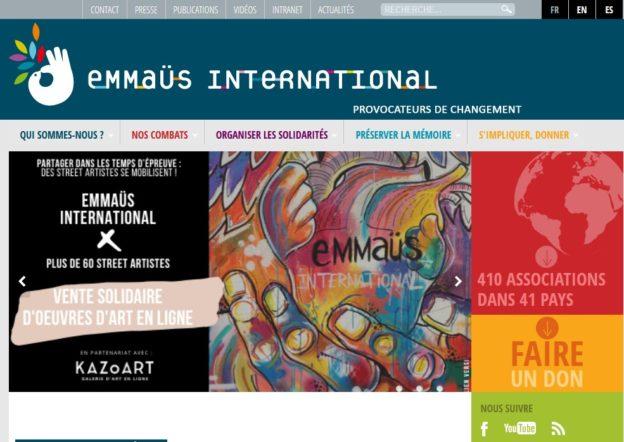 Emmaus international 2021