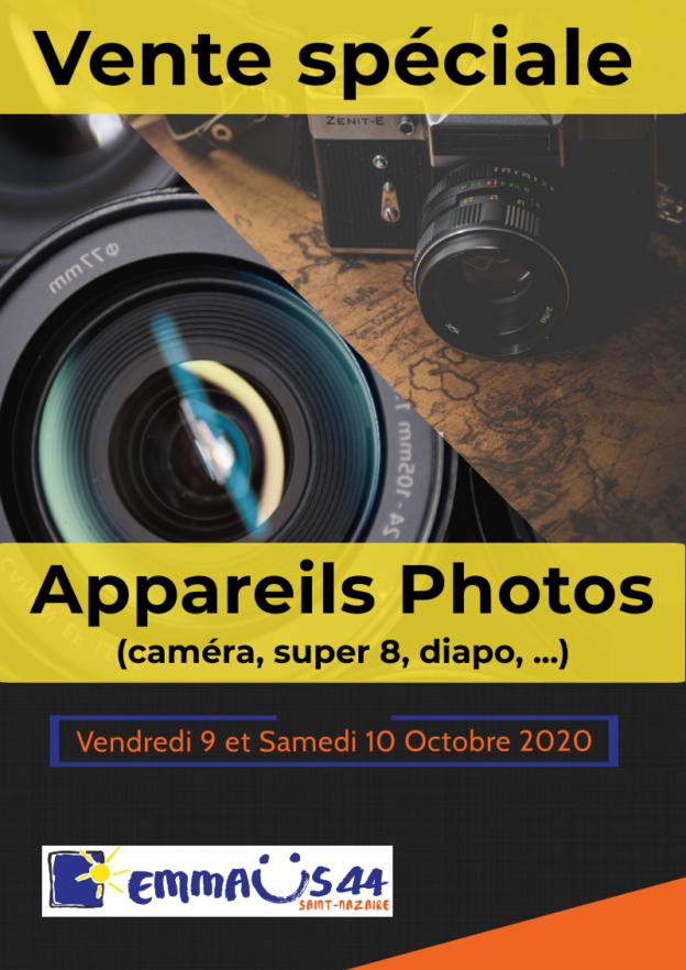 Vente spéciale appareils photos