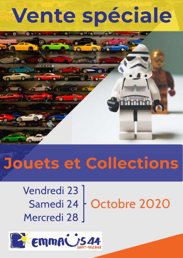 vente spéciale jouets et collections